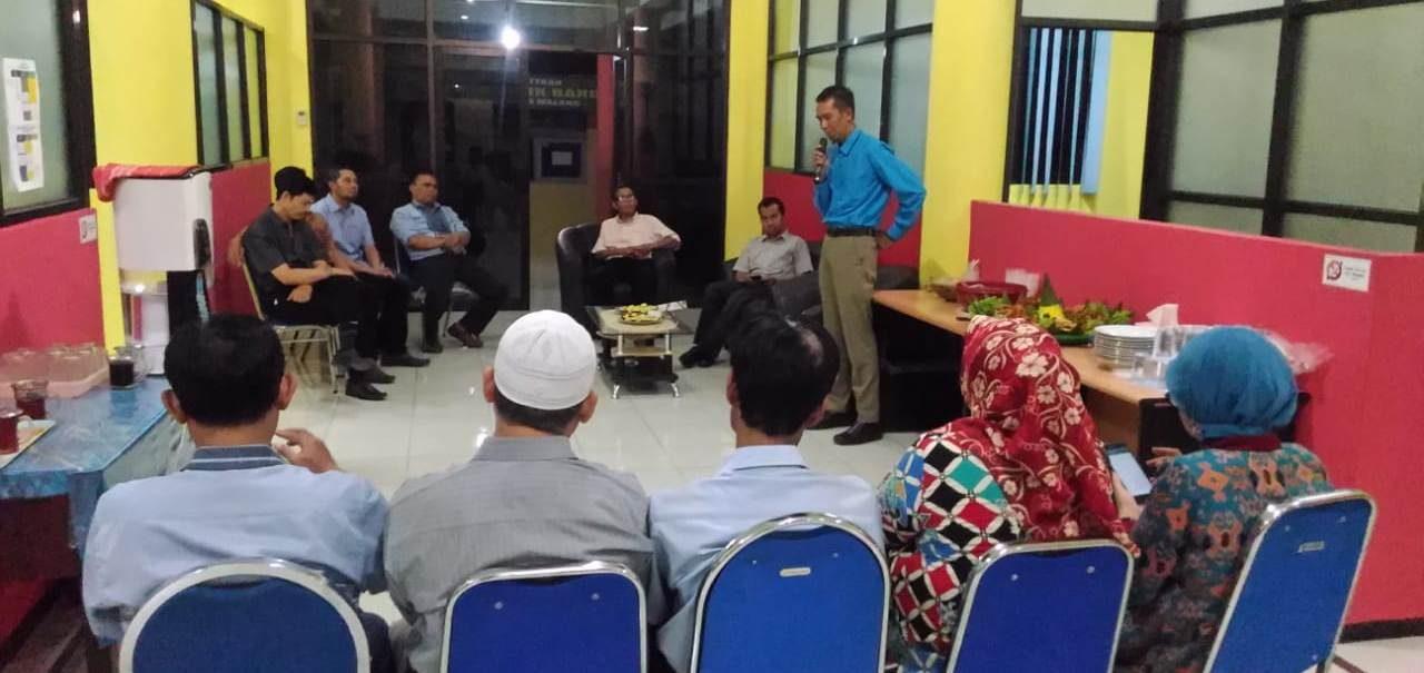 Sukses Gelar Doktor Ketua STIEKMA 2018/2019