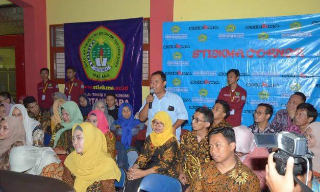 POJOK CORNER STIE Kertanegara Malang ( Diskusi Panel )
